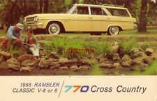 1965 Rambler Classic 770 Cross Country Station Wagon John Dietz Rambler Tosa, Wi