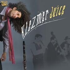 Klezmer Juice - Klezmer Juice [New CD]