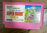 Super Mario USA Nintendo Japan Famicom Family Computer
