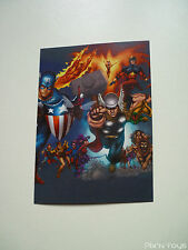 Sticker Marvel Heroes Ultimate Collection N°66 / Preziosi Collection 2008 NEW
