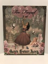 **Too Faced ~ Love Sweet Love Palette**New