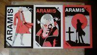 Aramis #1-3 High Grade Comic Book RM3-148