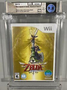The Legend of Zelda: Skyward Sword (Nintendo Wii) SEALED NEW NIB WATA 9.8 A++