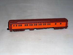 Z Scale AZL 71031-1 McCONNELL Milwaukee Road Heavyweight 12-1 Pullman Sleeper