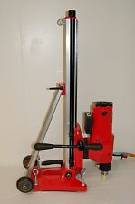 """CORE DRILL 2 SPEED 12""""Z1 T/S W/ TILTING STAND CONCRETE CORING BLUEROCK ®Tools"""