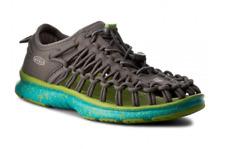 Keen Uneek O2 Youth Boys Girls Big Kids Hiking Water Sandal Shoes Gray Sz 1 Y