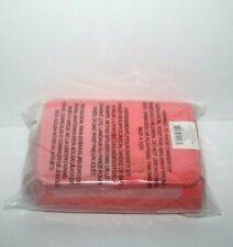 Vera Bradley Iconic RFID Card Case Microfiber  CORAL REEF NWT
