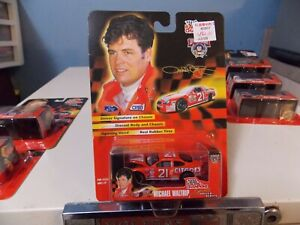 RACING CHAMPIONS MICHAEL WALTRIP COLLECTOR RACE CAR WITH  OPEN HOOD - SEE NOTE