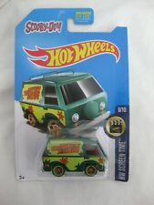Hot Wheels 2016 Super Treasure T-Hunt $ Scooby-Doo The Mystery Machine