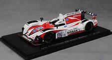 Spark Zytek Z11SN Nissan Le Mans 2012 Brundle, Brundle & Ordonez S3721 1/43 NEW