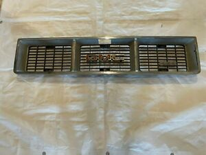 1973 1974 Square Body Pickup Grill GMC 454 Emblem Grille Pick Up Truck Suburban