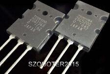 1pair of  2SA1943 + 2SC5200 NPN Transistors audio mos TOSHIBA PAIR