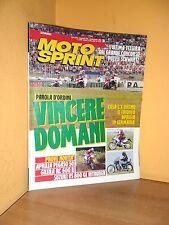 MotoSprint - n° 26 - 24/29 Giugno 1992 - Aprilia Pegaso 50 / Gilera RC 600 R