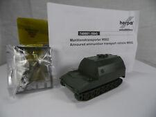 ht347, Herpa Minitanks 740661 M992 field artillery ammo support vehicle / Roco