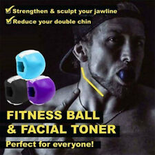 Jawline Exercise Jawlineme Exerciser Fitness Ball Neck Toning Jawzrsize Jaw face