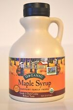 1 Pint, Coombs, Maple Syrup, Organic, Grade A,Dark Color,Robust Taste,16 Oz