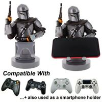 The Mandalorian Game Controller Charging Stand Star Wars Phone Holder Cradle