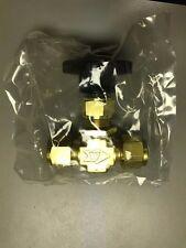 """Whitey Brass 1/2"""" Needle Valve B-1VS8"""