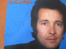 HERB ALPERT You smile the Song Begins AUTOGRAPHED LP