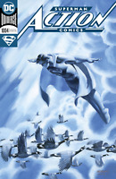 Action Comics #1004 Foil Cover Comic Book 2018 - DC Superman