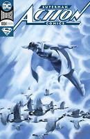 Action Comics #1004 Foil Cover Comic Book 2018 - DC Superman