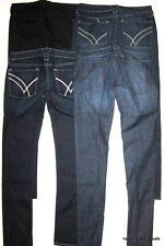 Lot 4 WILLIAM RAST NEW Jerri Ultra SKINNY Jeans WOMENS 30 Dark Wash Black Slim