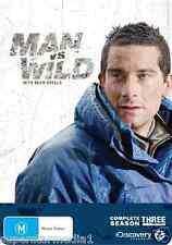 Man Vs Wild  Complete Season 3 : NEW DVD