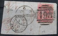 Großbritannien 1855 Mi. 13Zz Gestempelt 60% Reggina Victoria , 4 P