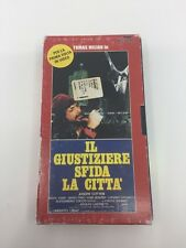 SYNDICATE SADISTS - 1975 - VHS - PAL - Nocturno Video Label - ITALY - VERY RARE