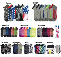 6 12 PACK  Kids Ankle Socks Lot Sports Boy Girl Toddler Baby 0-12 2-3 4-6 6-8