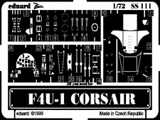 Eduard 1/72 F4U-1 Corsair # SS111
