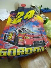 "Jeff Gordon #24 Dupont Nascar Racing Flag Banner 2001 Jg Motorsports 27"" x 40"""