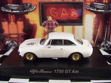 KYOSHO ALFA ROMEO 1750 GT Am [ WHITE ] ALFA ROMEO COLLECTION 4 SCALE 1:64