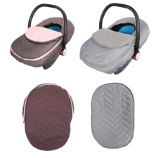 Infant Car Seat Cover Weather Resistant Canopy Baby Car Seats Warm Winter 20#