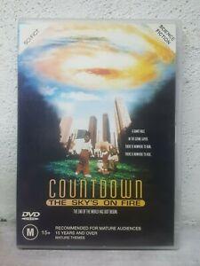 Countdown The Skys On Fire DVD 1999 John Corbett Josie Bissett RARE OOP REG 4
