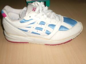 vintage shoes asics syntar womens collectors only       8.5 usa       new  1980
