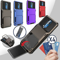 For Samsung Galaxy S20 Ultra 5G Phone Case With Wallet Card Slot Holder Cover