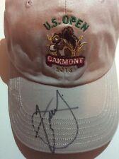 New listing Xander Schauffele Signed Usga Member Us Open Hat- Signed @ Bmw Championship