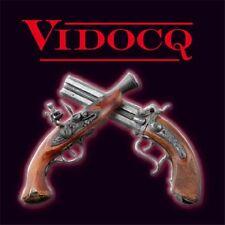 VIDOCQ - VIDOCQ - CD SIGILLATO 2012 - PROG - TAGLIAPIETRA - BATTIATO - DE SCALZI