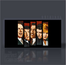 OCEANS 11 ORIGINAL RAT PACK GIANT STYLISH & ICONIC CANVAS ART by Art Williams