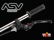 Ducati Diavel / Monster 1100 1100S All ASV F3 Lever Set Black Standard Length