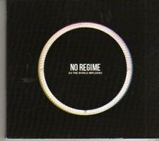 (BX666) No Regime, As The World Implodes - 2011 DJ CD