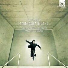 Schubert: Symphonies Nos. 3 & 4 (CD, Jun-2013, Harmonia Mundi (Distributor))