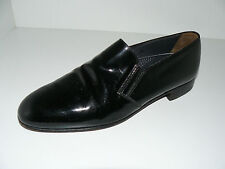 Herren-Business-Schuhe mit Spitze-Slipper aus Echtleder