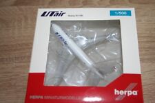 Herpa 530057 - 1/500 Boeing 767-200 - Utair - Neu