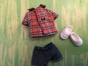 Kelly doll Tommy, Ryan, HTF boy Clothes with shoes