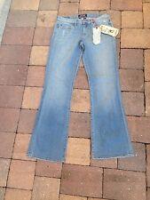 NWT! LUCKY BRAND Sweet' N Low Women's Blue Denim Jeans Size 8/29 Regular WOW!!!