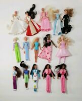 Barbie Lot of 15 McDonalds Barbies 1999 to 2002 Happy Meal