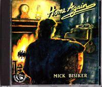 MICK BISIKER- Home Again CD (Fellside Folk 1991 NEW) Rack and Ruin/ceilidh band