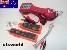 TELSTRA,ISGM, LINEMAN Test Set BUTT Phone & Wire Tracker Tracer RJ45 RJ11 finder